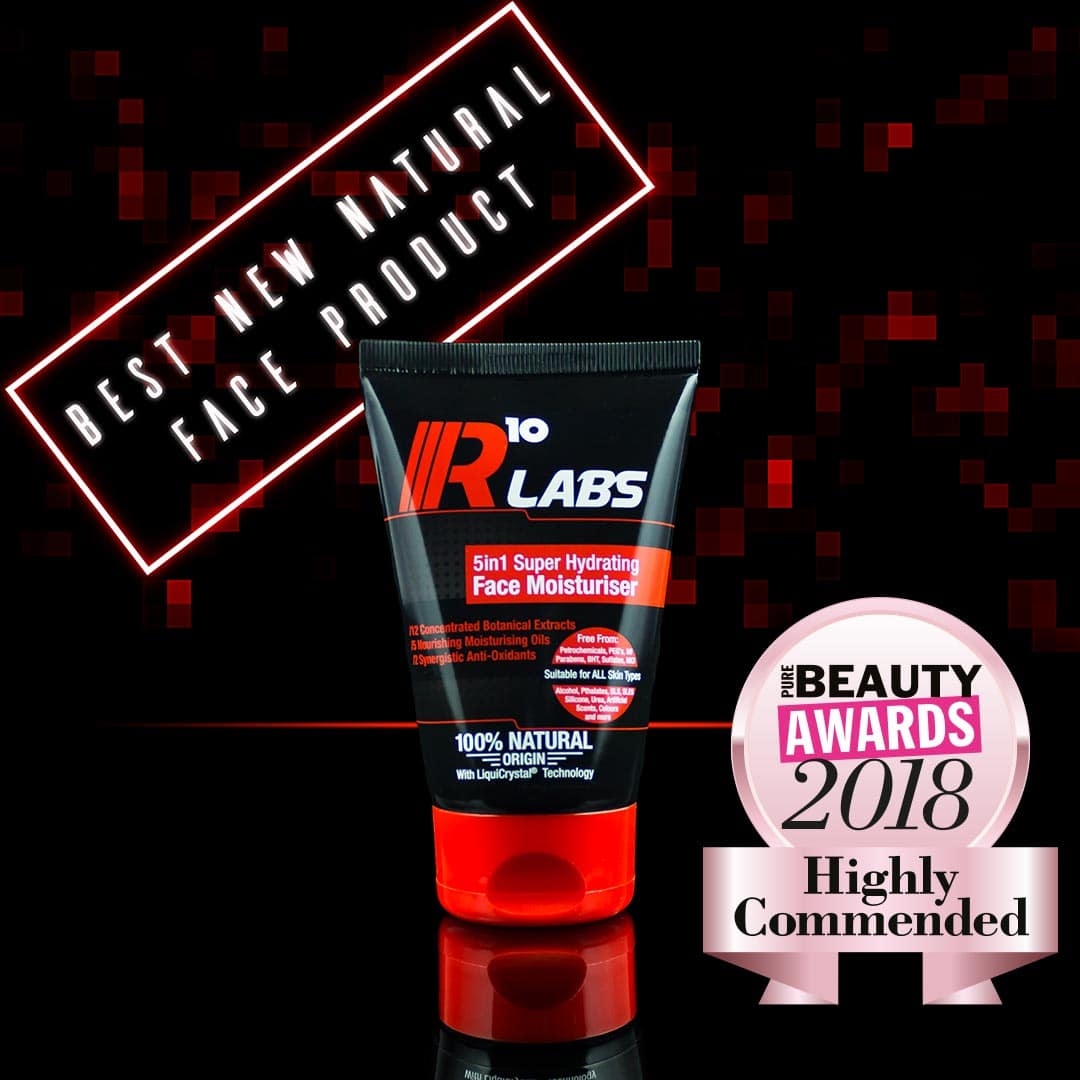 Best New Natural Face Product Pure Beauty Awards 2018