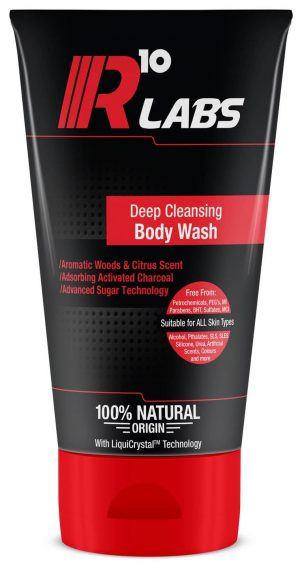 R10 Labs Deep Cleansing Body Wash Product Image