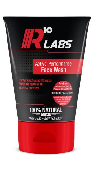 R10 Labs Active-Performance Face Wash Product Image