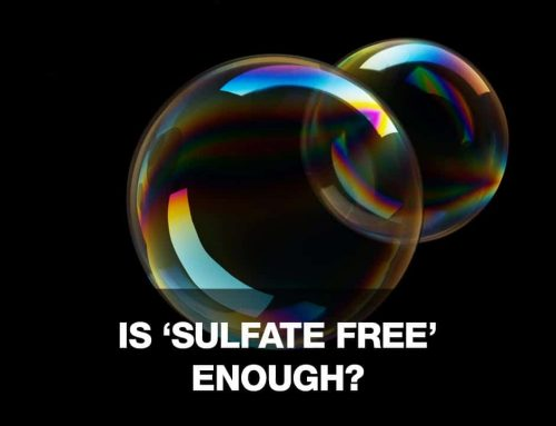 "Is Being ""Sulfate free"" enough?"