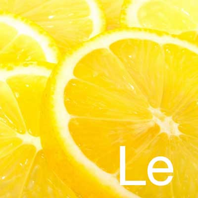Lemon (Citrus Limon Peel Oil) Ingredient Image