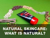 Natural Skincare - What is Natural
