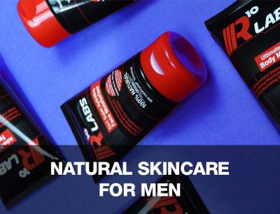 Natural Skincare for Men