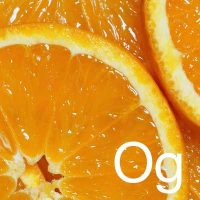 Orange (Citrus Sinensis Peel Oil) Ingredient Image