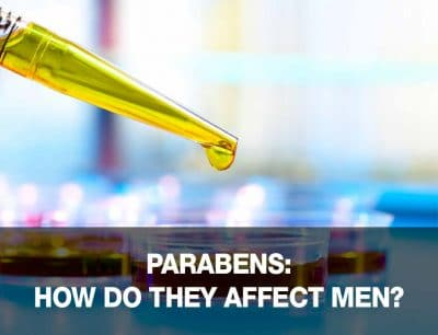 Parabens - How do they affect men