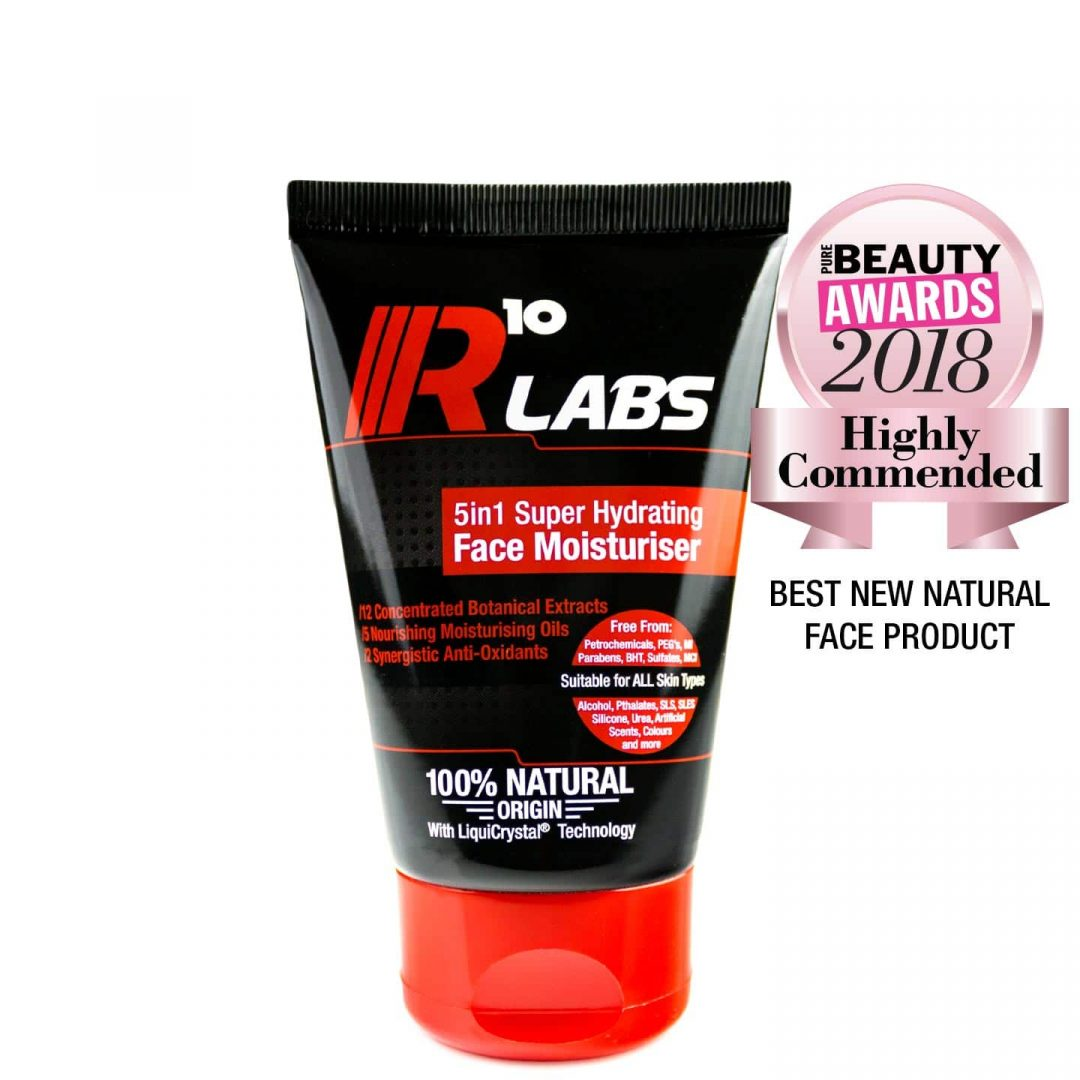 R10 Labs 5in1 Super Hydrating Face Moisturiser
