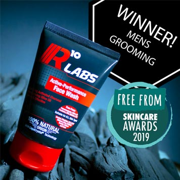R10 Labs Best Face Wash Free From Skincare Awards 2019