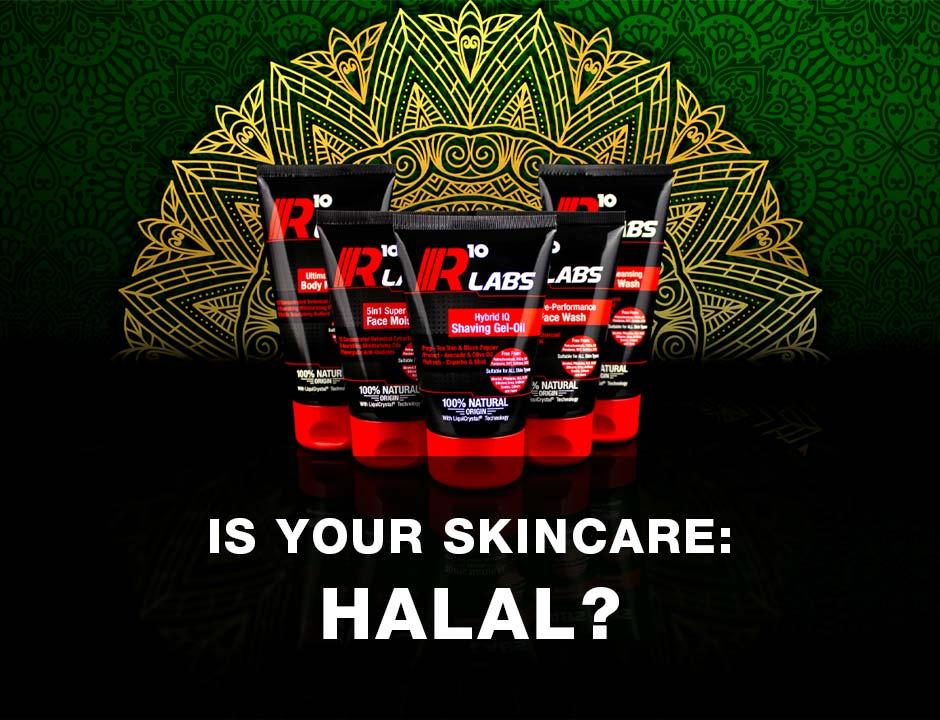 R10 Labs Halal Skincare