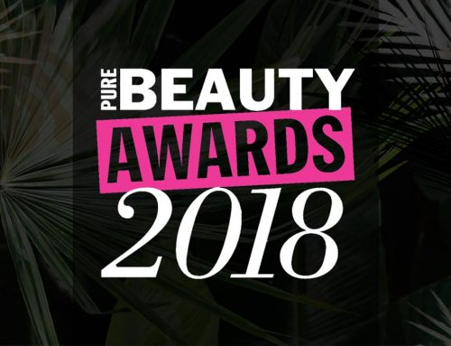Pure Beauty Awards 2018 Win!