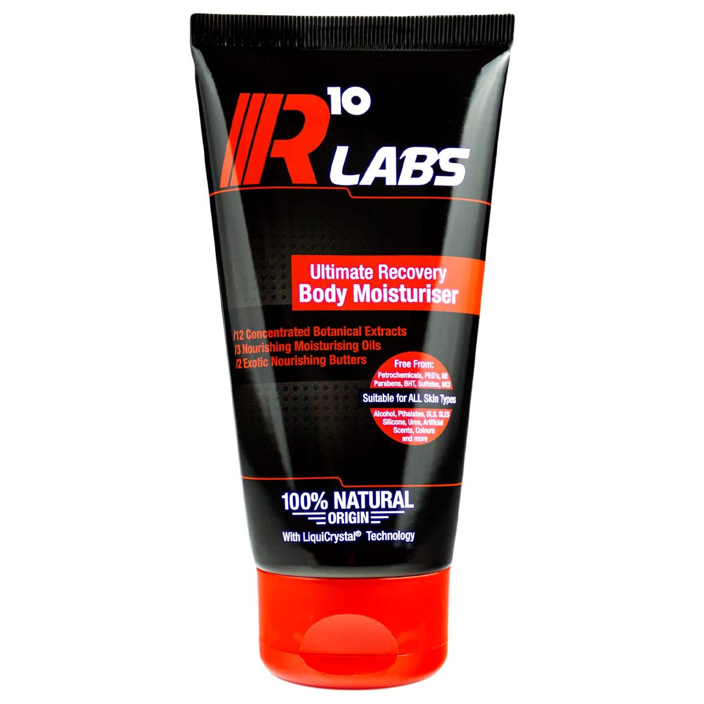 Ultimate Recovery Body Moisturiser • R10 Labs - 100% Natural Men's