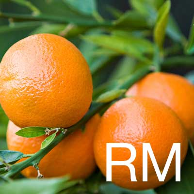 Red Mandarin (Citrus Nobilis Peel Oil) Ingredient Image