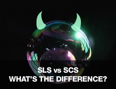 Sodium Lauryl Sulfate vs Sodium Coco Sulfate - What is the difference