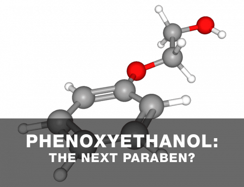 Phenoxyethanol: The Next Paraben?